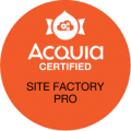 Acquia Certified Site Factory Pro